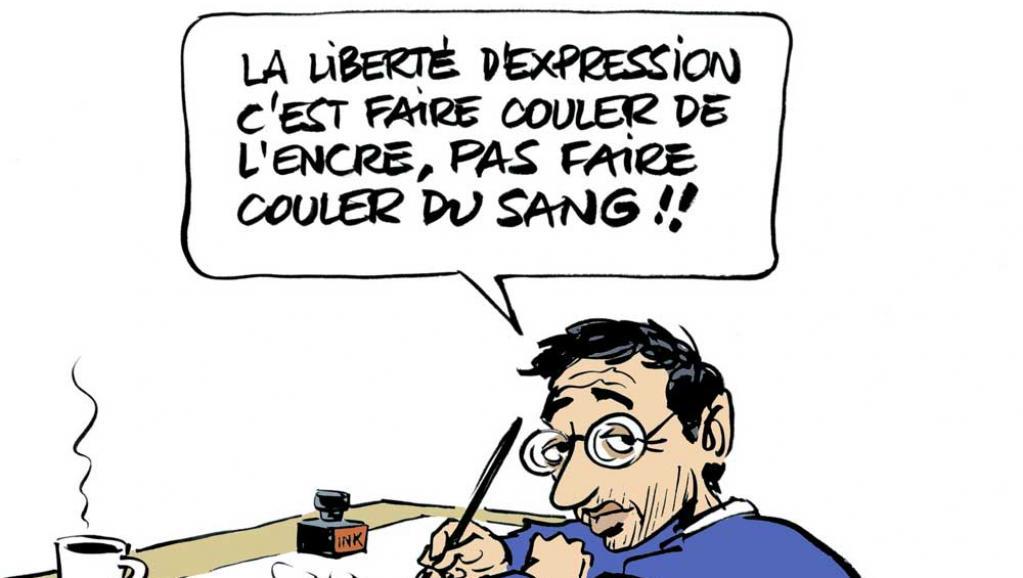 Kichka liberte expression 1 0